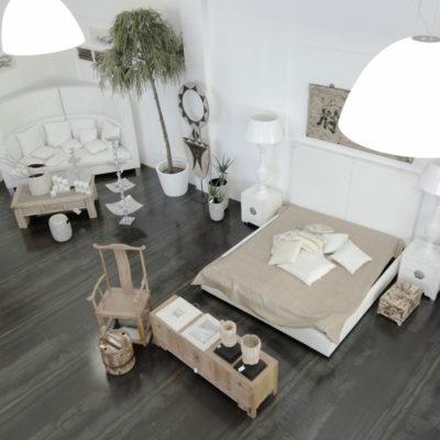 Showroom Teypat esposizione interna camere da letto