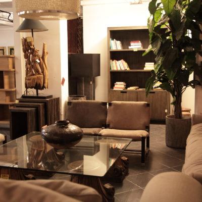 Showroom Teypat esposizione interna living