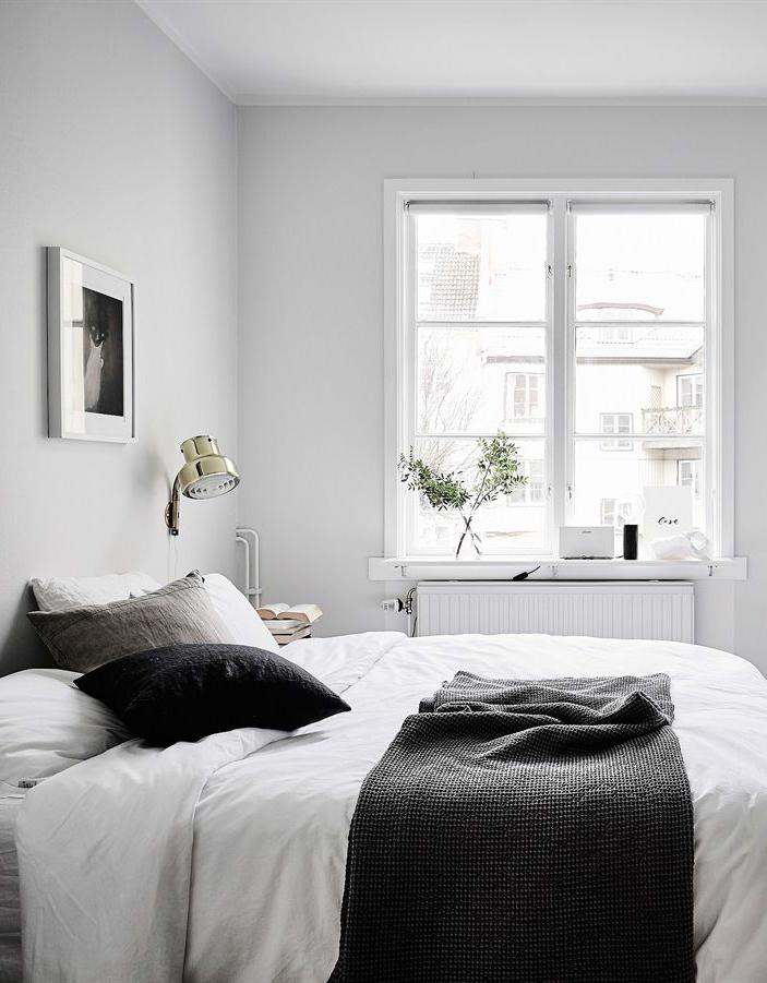camera-da-letto-grigia - Teypat