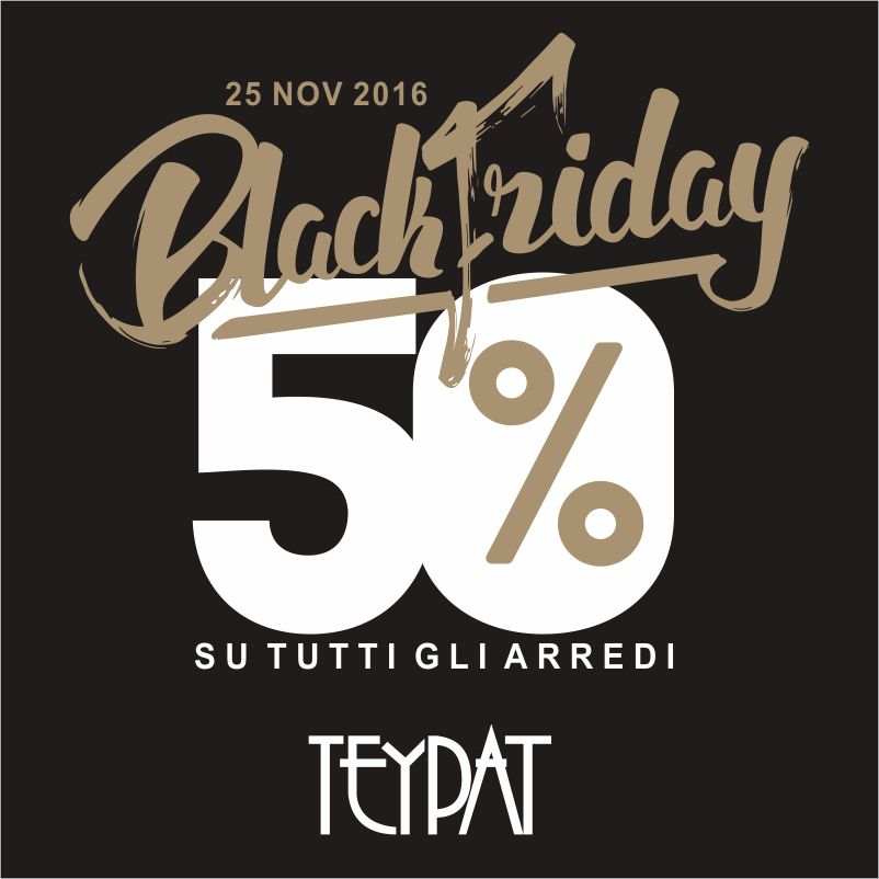 Black Friday a Palermo, sconti prima di Natale!