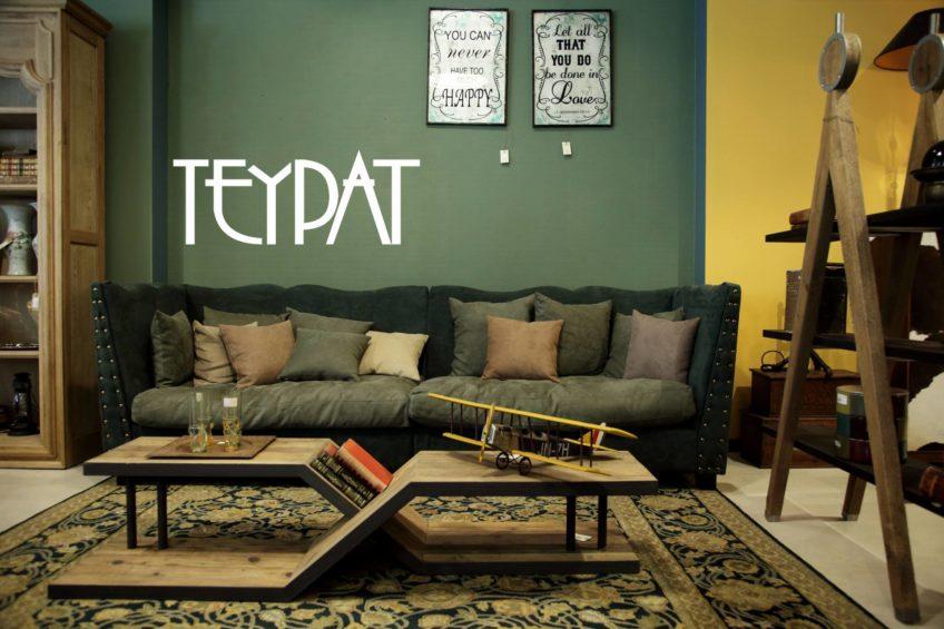 Continua un'estate di saldi da Teypat