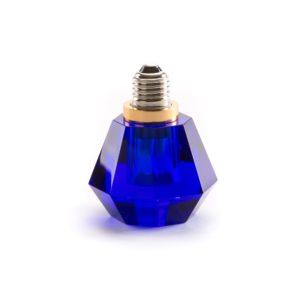 Crystaled Spot Blue