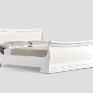 Letto matrimoniale a barchetta DB004576