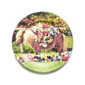 Set 3 piatti piani Pony