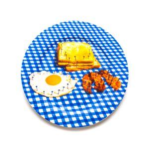 Set 3 piatti piani Breakfast