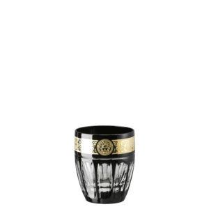 Bicchiere whisky colore nero Gala Prestige Medusa