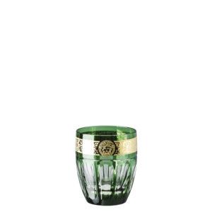 Bicchiere whisky colore verde Gala Presrtige Medusa 40401
