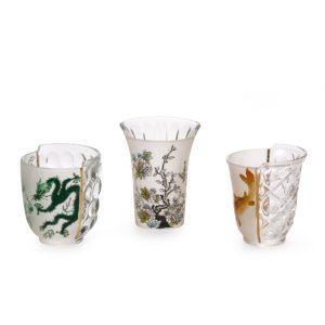 Set 3 Bicchieri Hybrid Aglaura