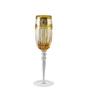 Bicchiere champagne colore ambra Gala Prestige Medusa 40820