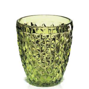 6 Bicchieri Salento Scherzer verde