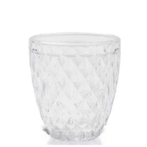 6 Bicchieri Salento Scherzer trasparente