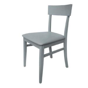 Sedia Marika grigio
