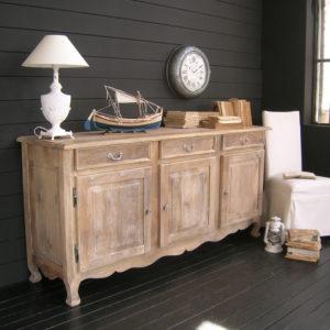 Credenza west coast in legno di mango massello ideale per arredare casa in pieno stile Orchidea Milano
