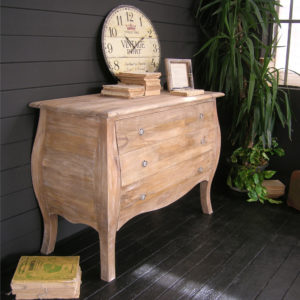 Cassettiera west coast in legno di mango massello per arredare con stile ed eleganza la tua casa con Orchidea Milano da Teypat