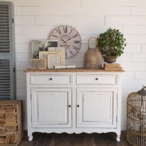 Buffet New Vintage White