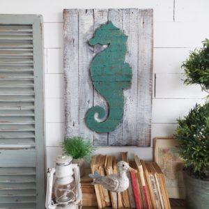 2 Pannelli Seahorse