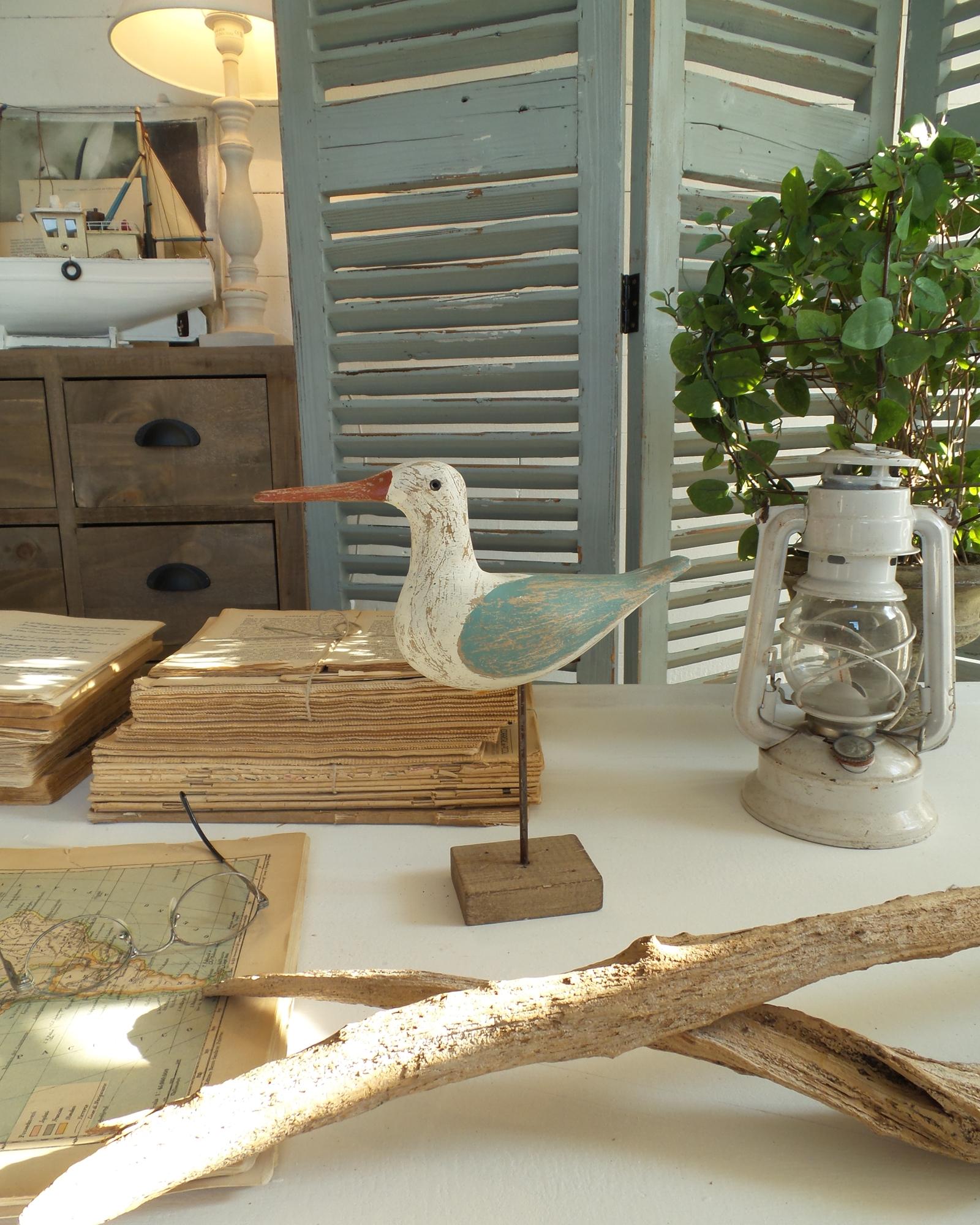 2 decorazioni in legno coastal teypat - Decorazioni legno ...