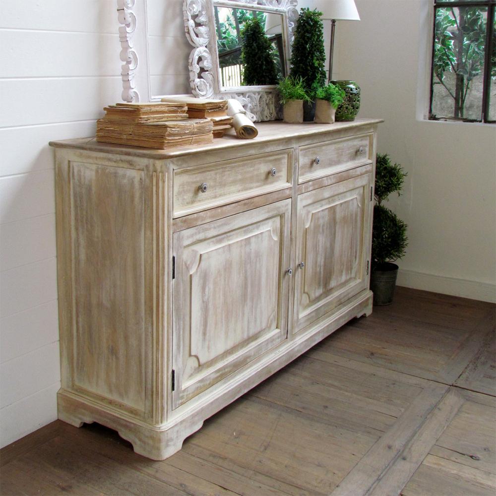 Credenza Chambord in legno massello - Teypat