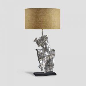 Lampada da Tavolo Dialma Brown DB005613
