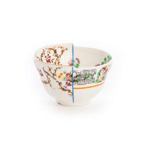 Insalatiera in Porcellana Hybrid Irene Seletti