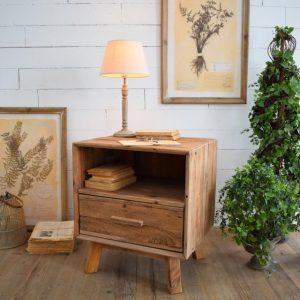 Comodino Antique Wood 48.3049