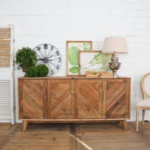 Credenza Antique Wood 48.3053